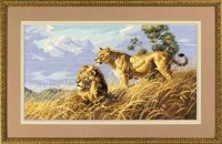 03866 African Lions