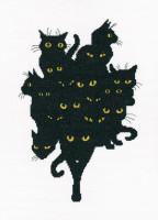 M670 Среди черных котов