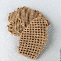Основа для вышивки А010 Матрешка