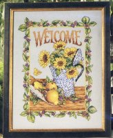 45294 Sunflower Welcome