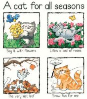 910 A Cat for All Seasons