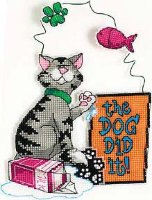 72704 The Dog Did It!