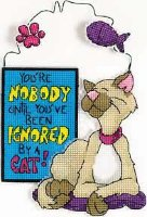 72708 A Cat with an Attitude