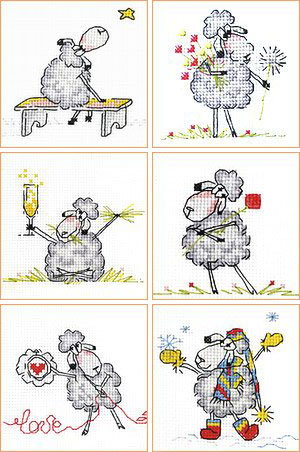 29 Овечка Тусси 2 (Lamb Tussy