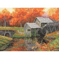 52405 The Old Mill in October