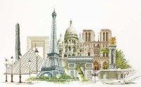 472 Paris (на льне)