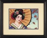 65036-A Geisha Beauty