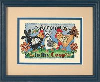 65053-A Welcome to the Coop