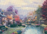 50837 Lamplight Brooke Picture