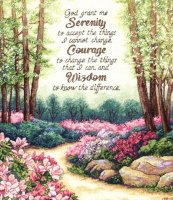 35162 Serenity, Courage, and Wisdom