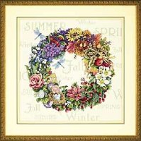 35040 Wreath of all Seasons