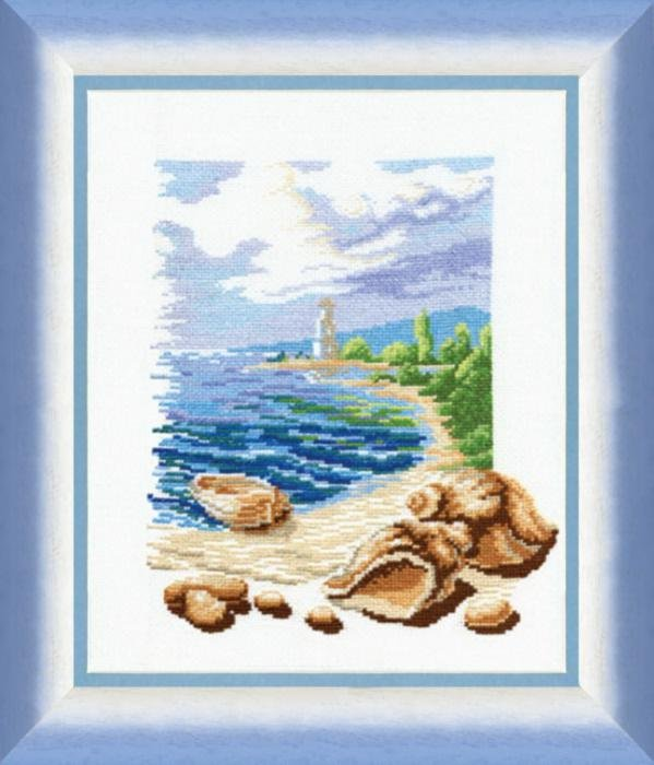 Море для вышивания