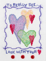015-0231 Look With Your Heart…