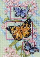 65022 Blossoms and Butterflies