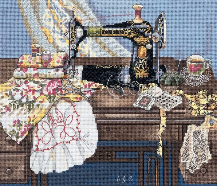 Рукоделие шитьё
