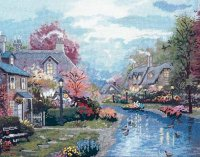 50837-F Lamplight Brooke