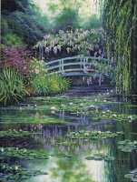 51308 Monet's Japanese Bridge