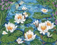 51637 Waterlily Garden