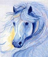 Б-14 Белогривая лошадь