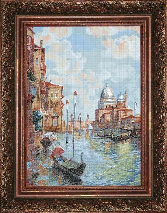 Вышивка венеция готовые работы