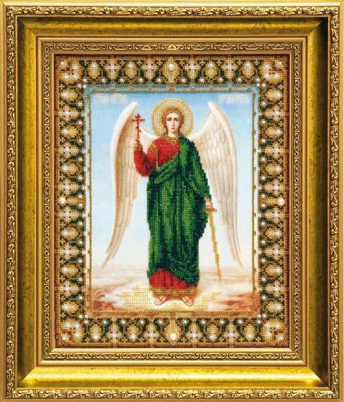 Вышивка икон с ангелами 911