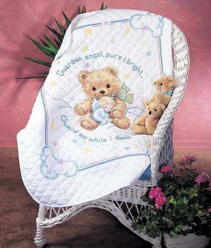Детские одеяла для вышивки