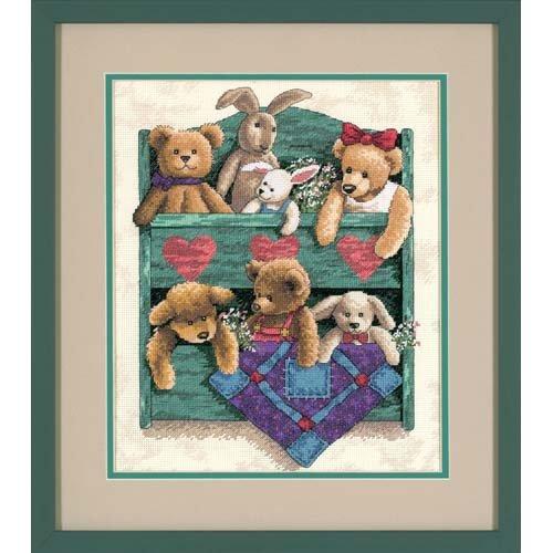 Полка с игрушками (Animal Shelf) Dimensions 13684