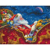 70-08934 Santa s Midnight Ride